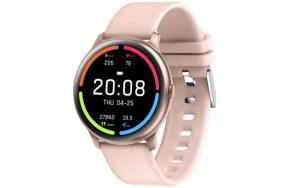 Smartwatch Rubicon RNCE61 różowy AMOLED