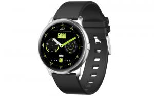 Smartwatch Rubicon RNCE61 srebrny AMOLED
