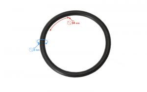 Uszczelka króćca o-ring 33,5x3 DB250 MZK