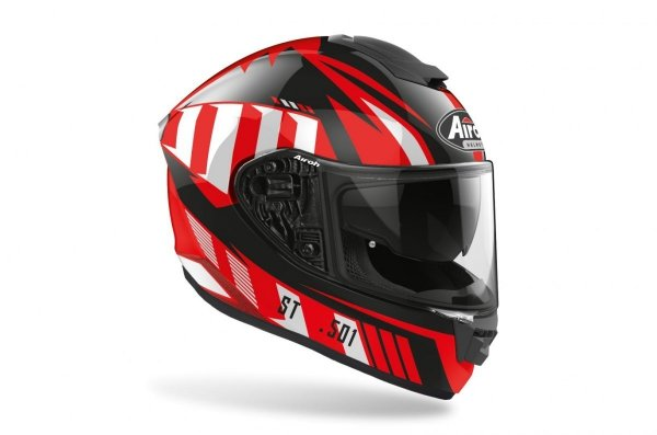 KASK AIROH ST501 BLADE RED GLOSS