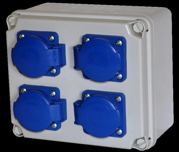 ELO 4x230V IP54