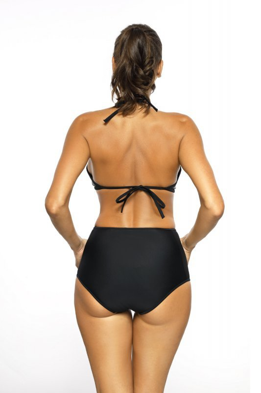 Kostium kąpielowy Giselle Nero-Kaki M-620 (2)