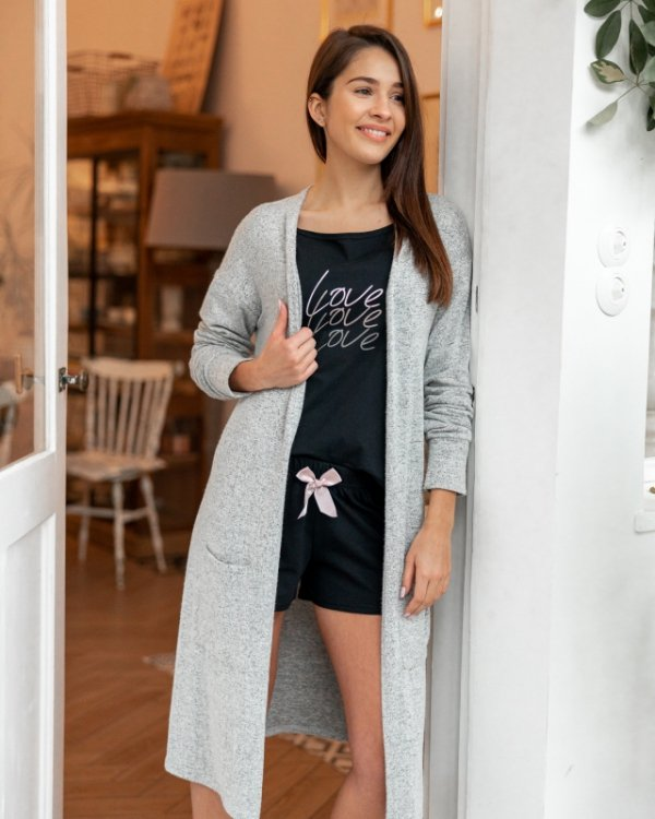 Kardigan Milee Grey