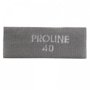 SIATKA ŚCIERNA 105*275 MM P150 PROLINE
