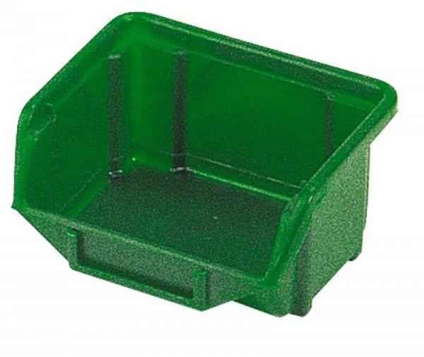 POJEMNIK PLASTIKOWY SZUFLADKA 160*250*129 CZERW.<ECOBOX ŚR.>
