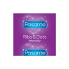 Pasante Ribs & Dots/Intensity 1 sztuka