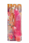 H2O VIKING WATERPROOF VIBRATOR PINK