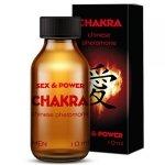 Chakra 10ml MĘSKIE feromony - poznaj chińskie tajniki receptury!
