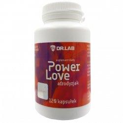 Afrodyzjak dla par Power Love 120kaps