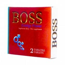 Boss energy power 2 tab. niesamowicie mocne na erekcję