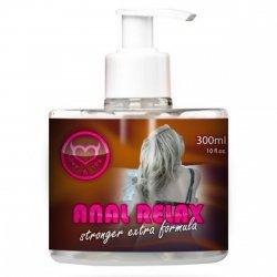 ANAL RELAX 300ml żel wodny do seksu analnego