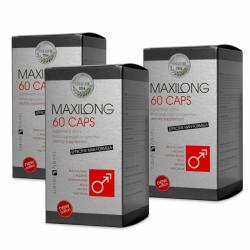 3X NOWY SUPLEMENT POWIĘKSZAJĄCY CZŁONKA MAXILONG 180 caps