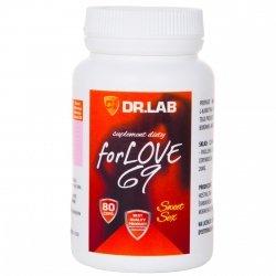 For Love 69 suplement zmieniający smak dla par
