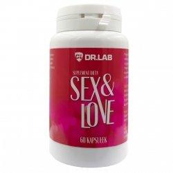 Love & Sex mocny afrodyzjak dla par poprawia erekcję i wzmacnia podniecenie