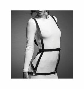 Bijoux Indiscrets - MAZE Arrow Dress Brown