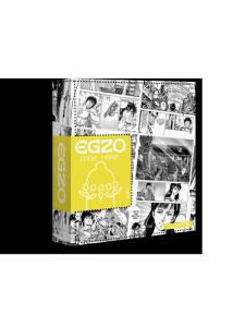 Condom Egzo Bee`s Knees 1sztuka
