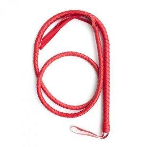 Pejcz-Frusta Indy Flog Whip red