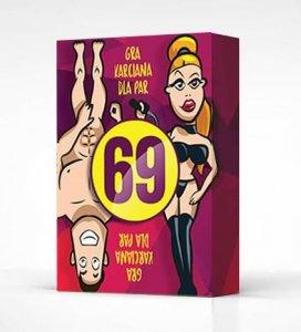 Gry-69 KARCIANE-erotyczna gra dla par