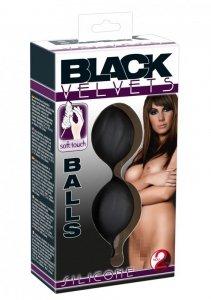 Kulki-Black Velvet Balls