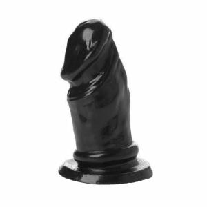 Korek analny PENIS z przyssawką