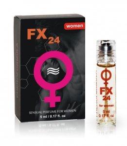 Feromony z perfumem FX24. Zdobędą każdego faceta