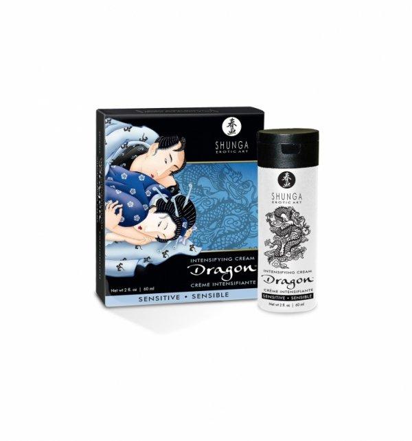 Shunga - Dragon Sensitive Cream 60 ml