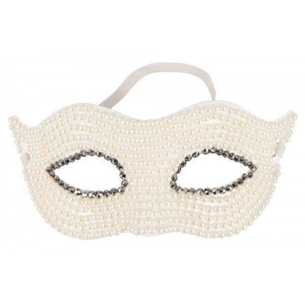 Maske Perlen