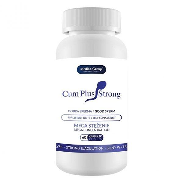Cum Plus Strong powiększenie wytrysku