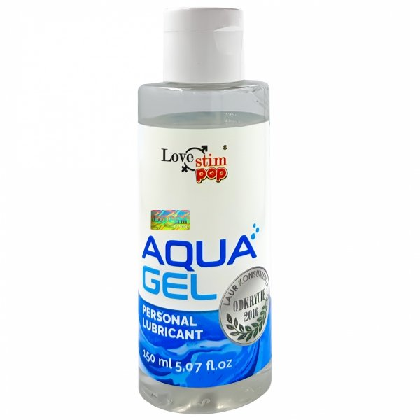 Aqua Gel 150ml lubrykant intymny uniwersalny