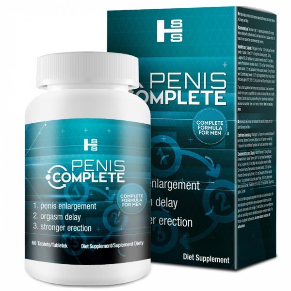 Penis Complete powiększenie, mocna erekcja i dłuższy sex