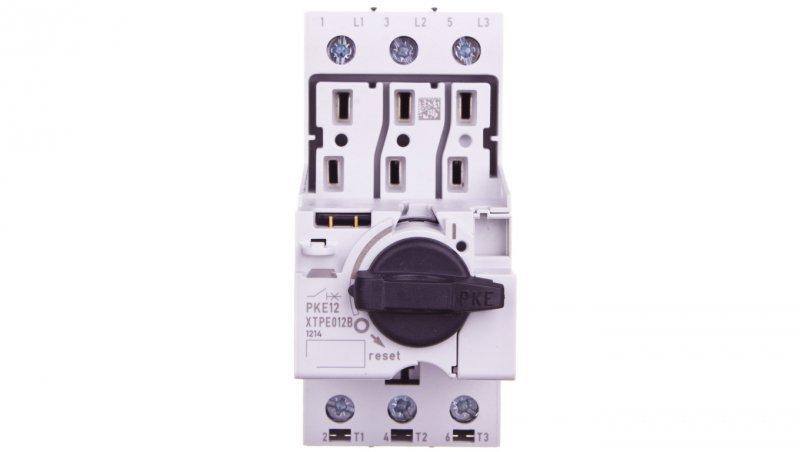 Wyłącznik silnikowy 3P 12A aparat podstawowy  PKE12 121721