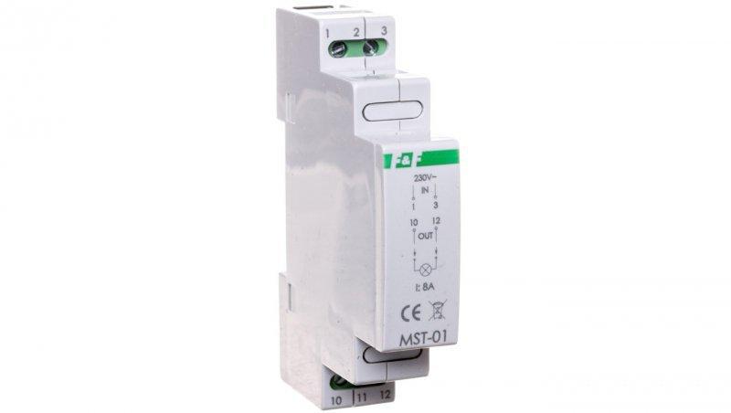 Softstart do lamp halogenowych 8A 230V MST-01