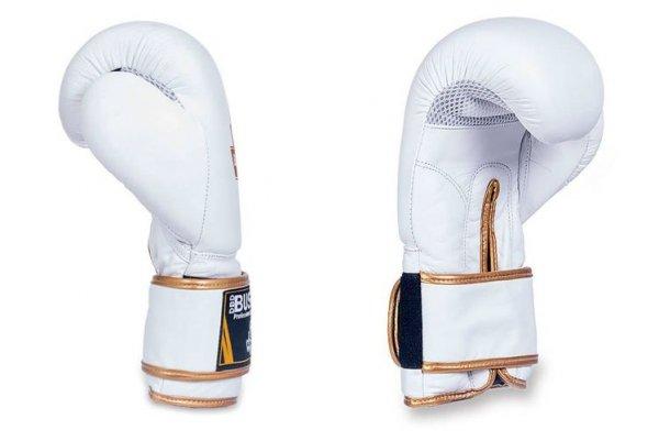 Skórzane rękawice bokserskie treningowe DBD-B-2 10 oz