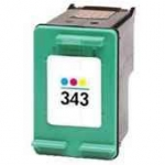 Tusz Zamiennik HP 343 Deskjet 5940, 6520, 6545, D4160, PSC 1610, 2310 - GP-H343 Color