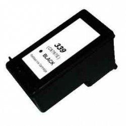 Tusz Zamiennik HP 339 Deskjet 5740, 6520, 6840, Officejet 6300, 7200, 7300, 7400 - GP-H339 Black