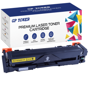 Toner do HP Color LaserJet Pro M252dw M277dn M277dw - Yellow Zamiennik CF402X