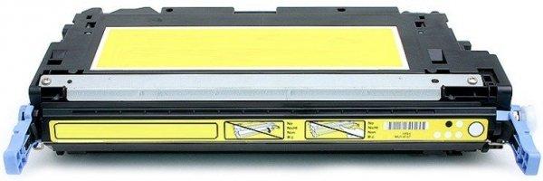 Toner Zamiennik żółty do HP 3600 -  Q6472A