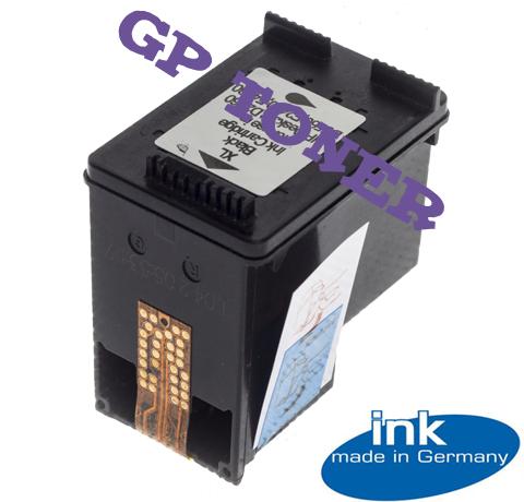 Tusz Zamiennik HP 901XL J4500, J4540, J4550, J4580, J4600, J4624, J4660, J4680 - GP-H901XLBK Black