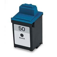 Tusz Zamiennik czarny do drukarki Lexmark P122, Z12, Z22, Z85, Z705, Z715 ( 17G0050 nr 50)