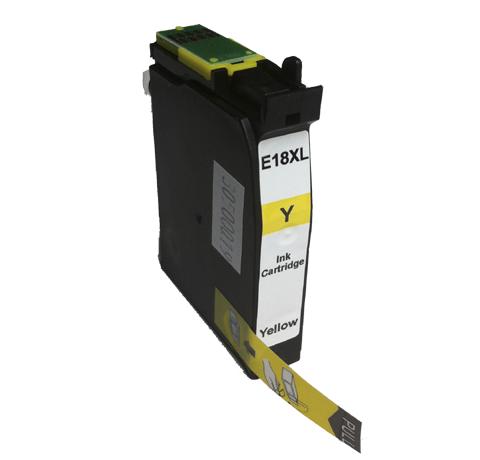 Tusz Zamiennik Epson T1814 XP102, XP202, XP205, XP30, XP305, XP405 - GP-E1814 yellow
