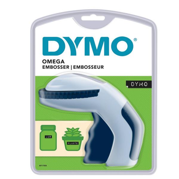 Wytłaczarka etykiet DYMO OMEGA 12748 S0717930 + czarna taśma GP-D_OMEGA+5238-09