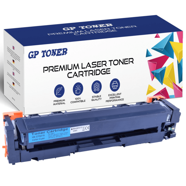 TONER DO HP COLOR LASERJET PRO MFP M281FDW CF541X GP-HCF541X