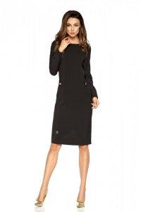 Elegancka sukienka biznesowa L274