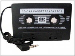 Adapter do radia samochodu kasety