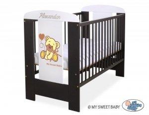 Grawer napis na łóżeczku dziecięcym 5004-04