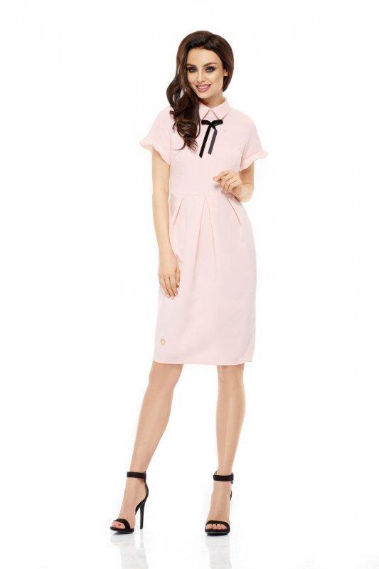 Modna elegancka sukienka L234