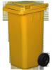 Pojemnik na odpady 120L żółty