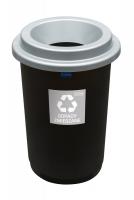 Kosz do segregacji ECO BIN 50L odpady zmieszane
