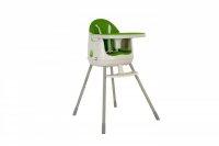 Krzesełko do karmienia MULTI DINE zielone