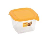 Zestaw pojemników Fresh&Go 3x1,2L żółty